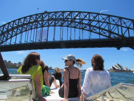 Sailing Cruise Sydney Harbour